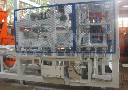 QT3-15 block making machine